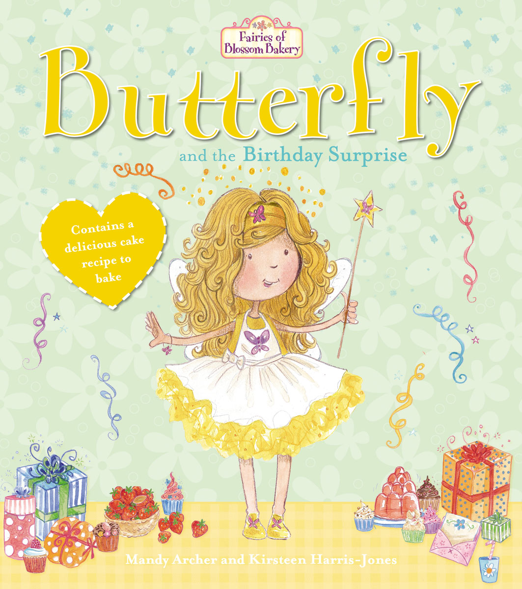 Fairies of Blossom Bakery: Butterfly and the Birthday Surprise cicely mary barker flower fairies of the winter