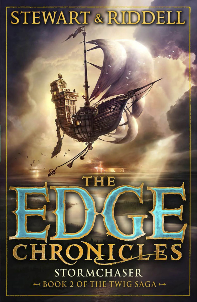 The Edge Chronicles: The Twig Saga 2: Stormchaser red tide the chronicles of the exile 3