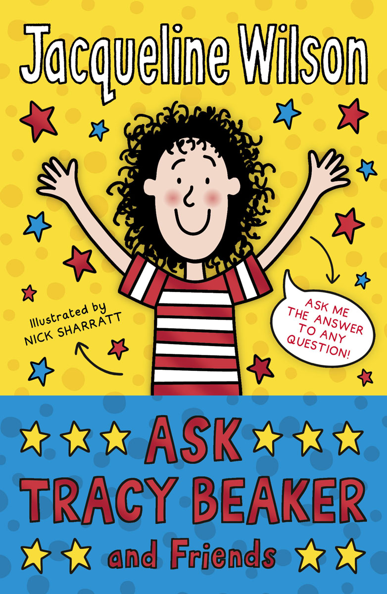 Ask Tracy Beaker and Friends a cat a hat and a piece of string