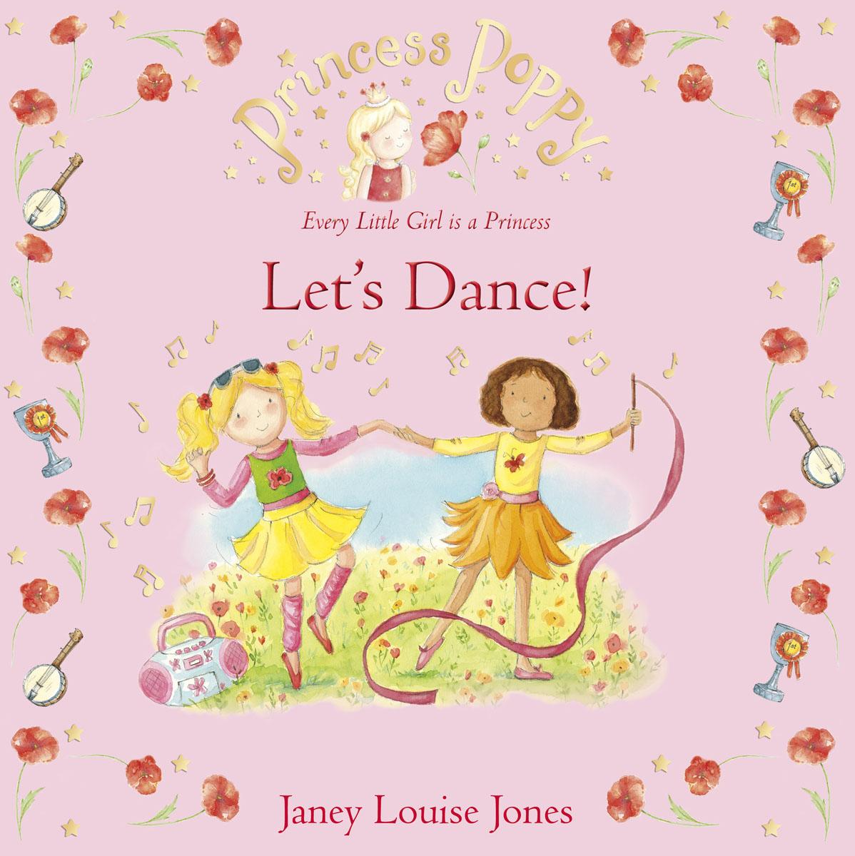 Princess Poppy: Let's Dance!