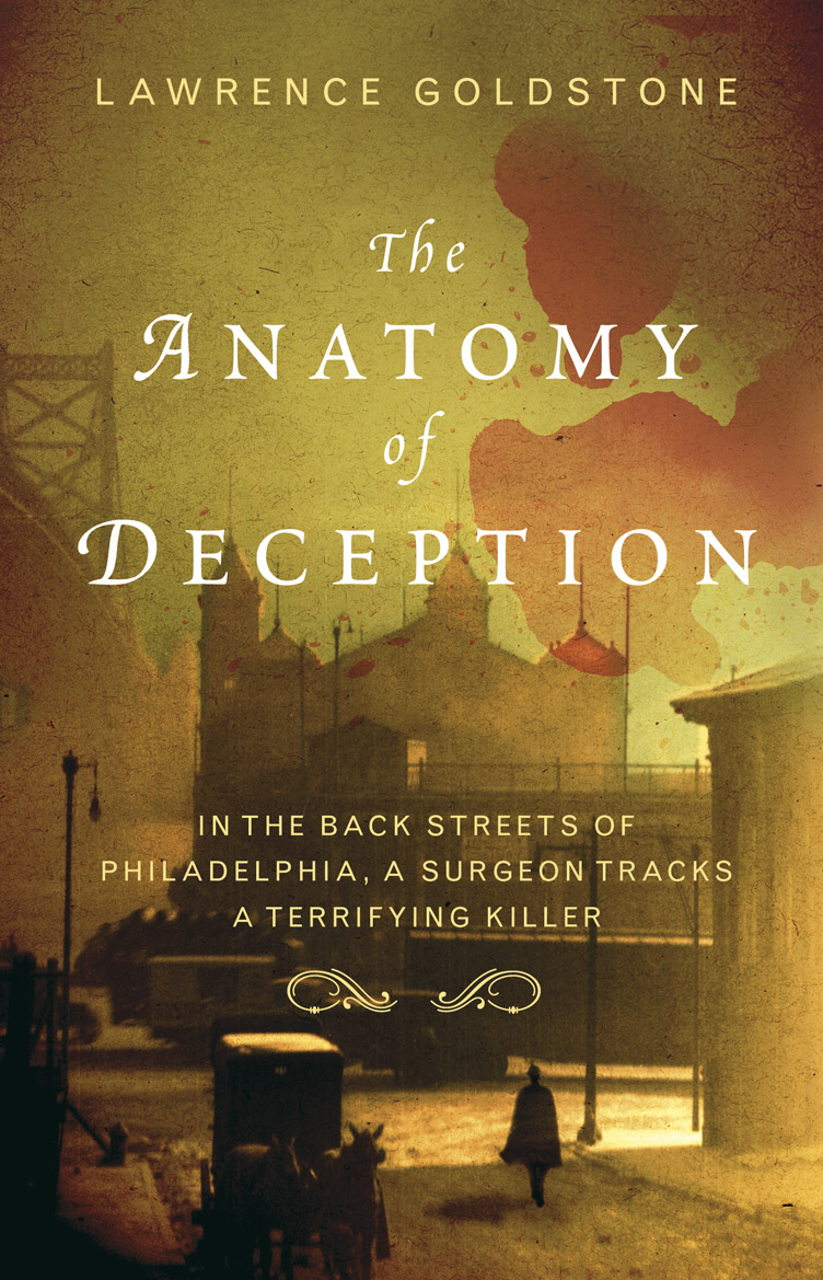 The Anatomy Of Deception goldstone lawrence the anatomy of deception