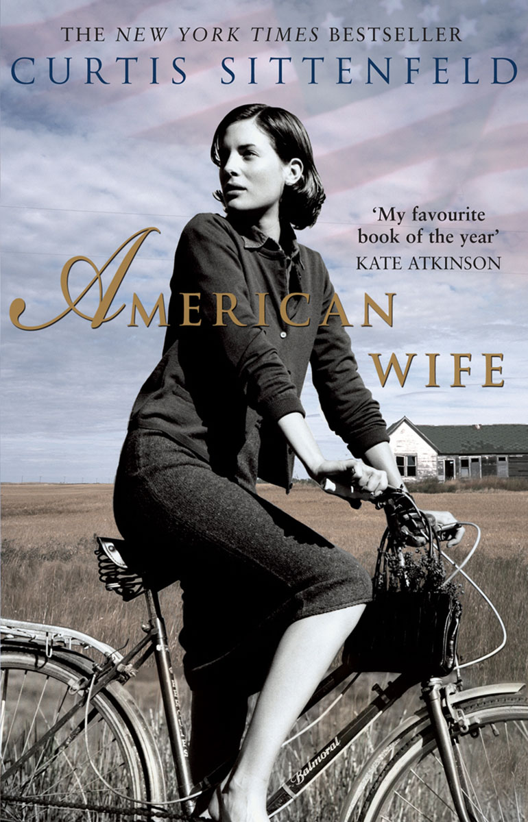 American Wife the librarian and the spy