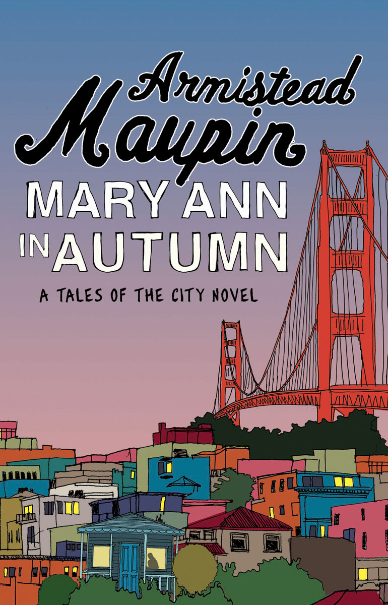 Mary Ann in Autumn driven to distraction