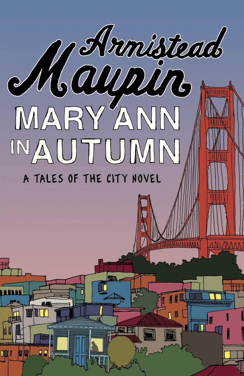 Mary Ann in Autumn city of friends – a portrait of the gay
