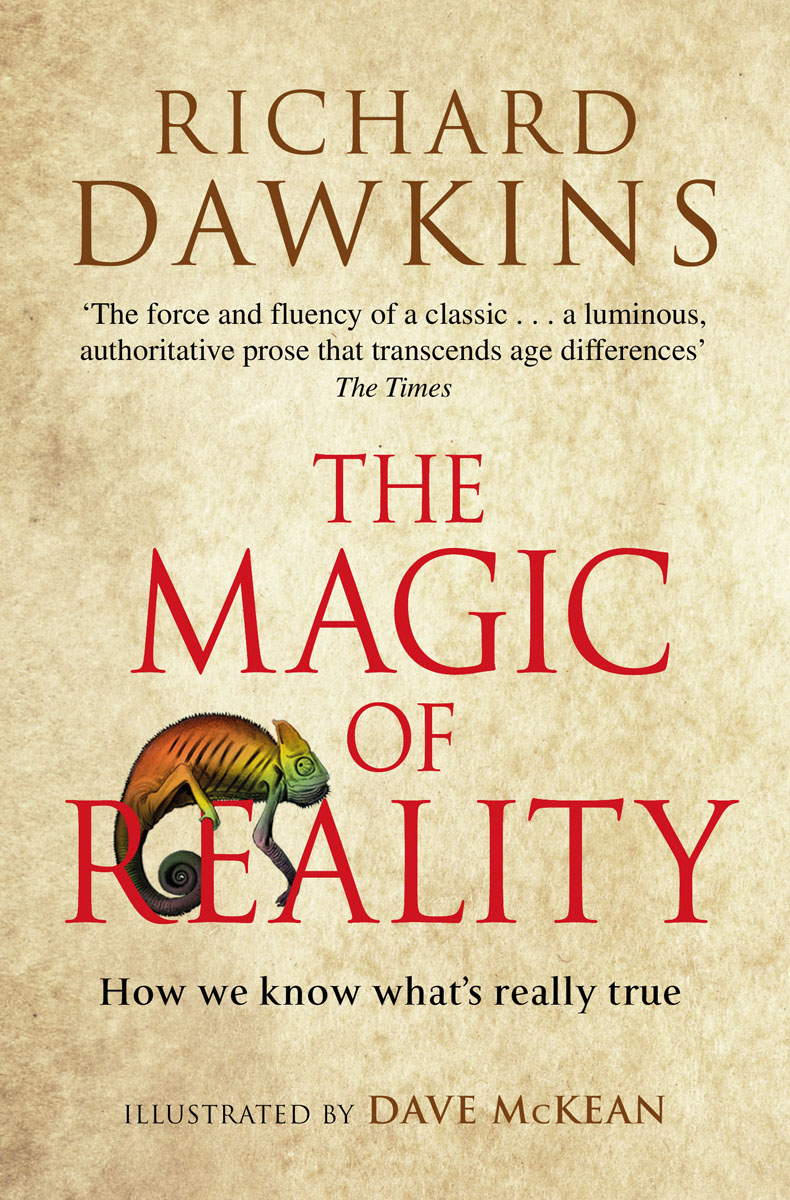 The Magic of Reality wells h g the food of the gods and how it came to earth