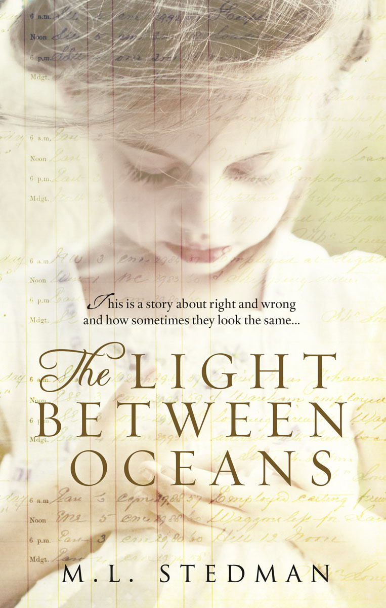 The Light Between Oceans from a distance