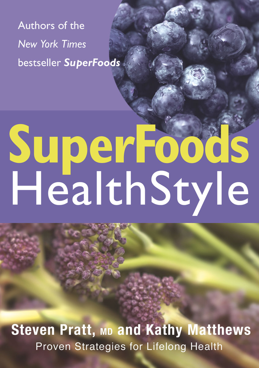SuperFoods Healthstyle detox diet foods demystified discover the secrets of the best 28 detox superfoods for cleansing and detoxing your body naturally