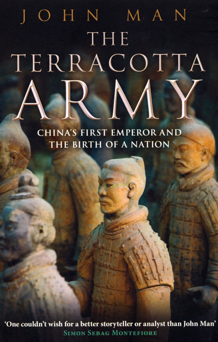 The Terracotta Army sullivan m age of myth book one of the legends of the first empire