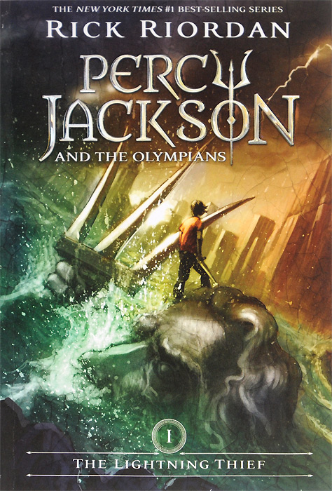 The Lightning Thief percy jackson and sea of monster