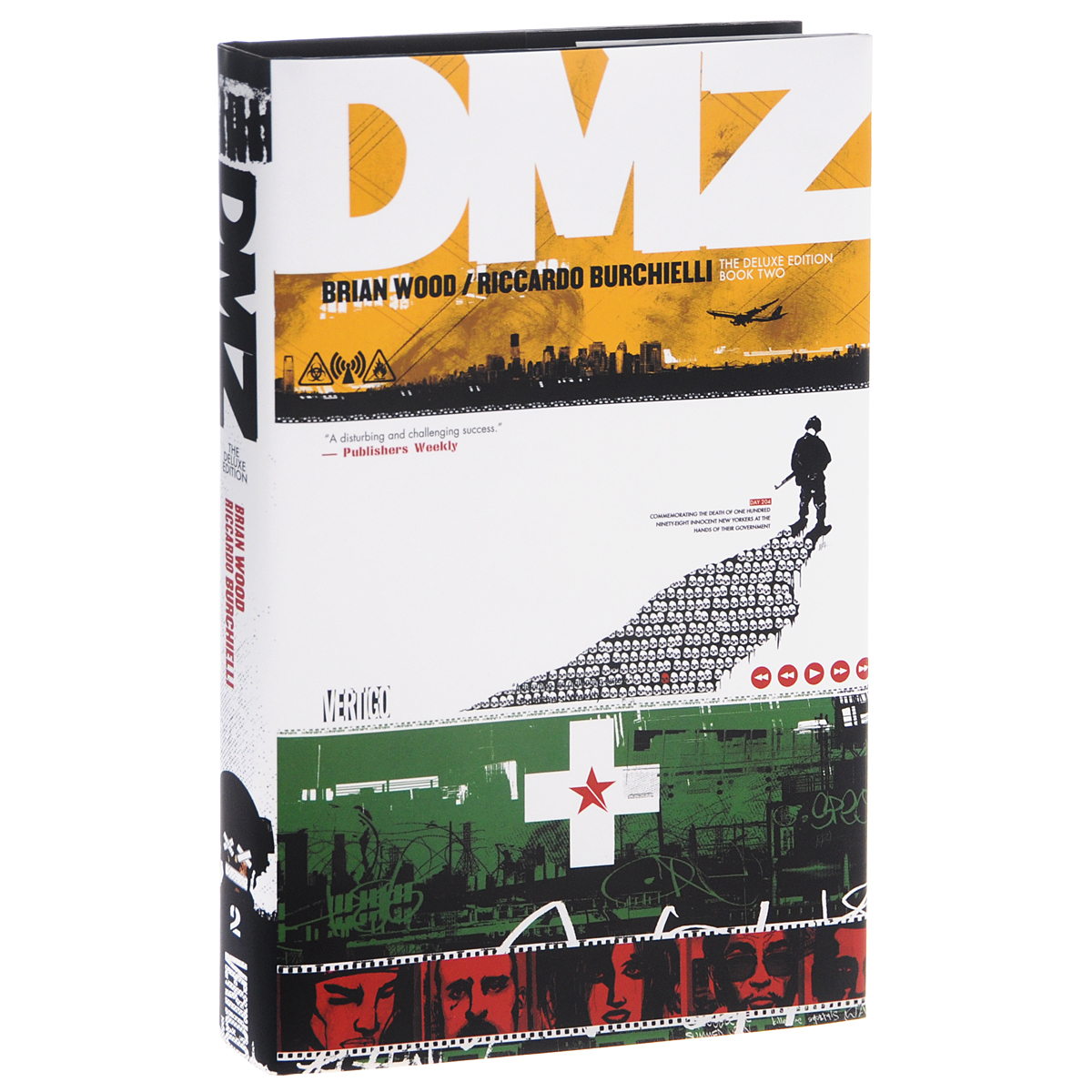 DMZ: Book 2 free shipping 5 pcs lot si4463 b1b fmr si4463 44631b qfn48 new in stock ic