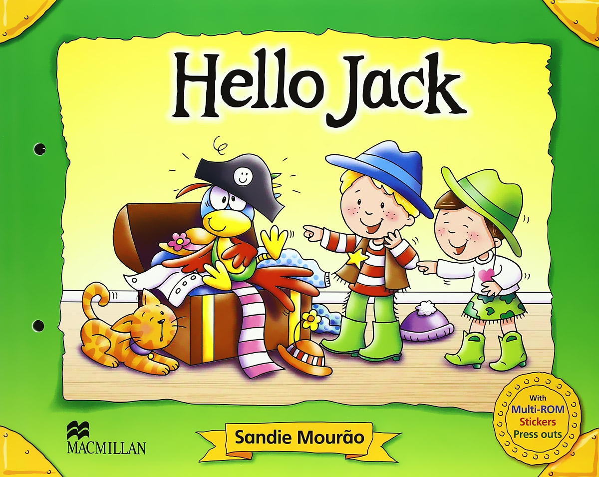 Hello Jack (+ CD-ROM) my first emotions develop your child s emotional intelligence