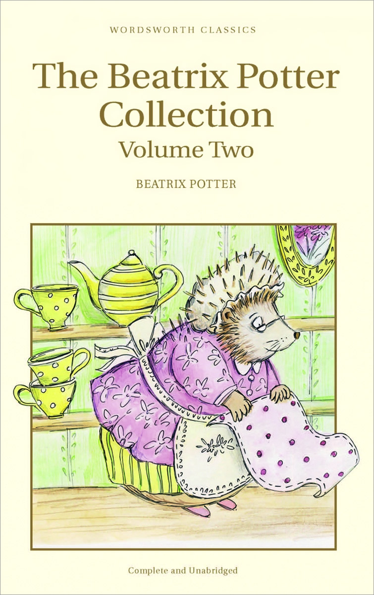 Beatrix Potter Collection: Volume Two молочная смесь nestogen 3 с 12 мес 350 гр