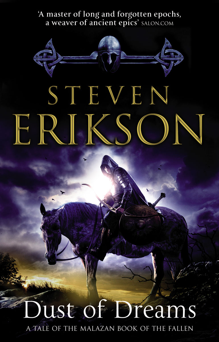 Dust Of Dreams night of knives a novel of the malazan empire