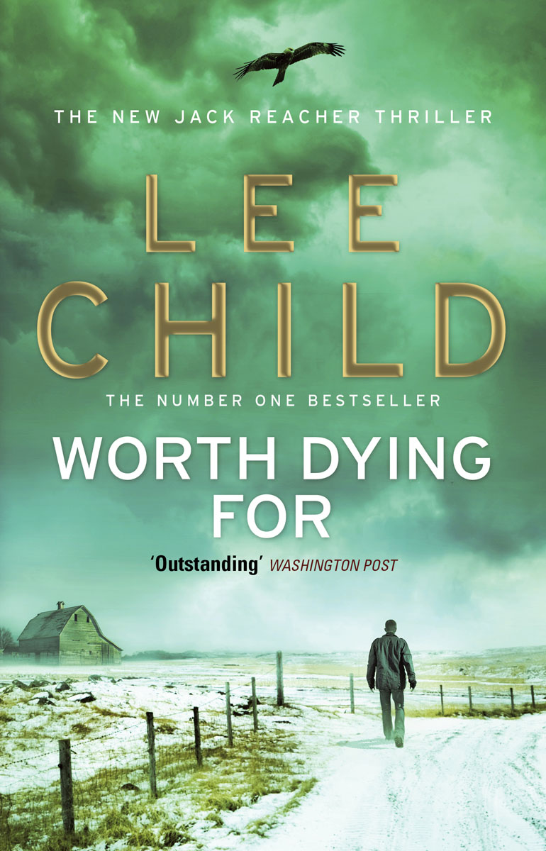 Worth Dying For child lee jack reacher never go back film tie in child lee