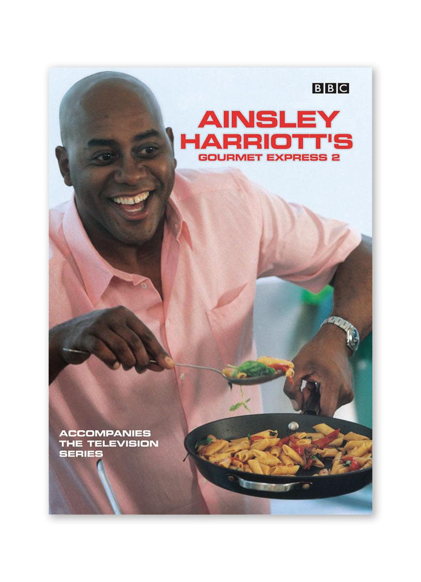 Ainsley Harriott's Gourmet Express 2 овощерезка salad gourmet bradex