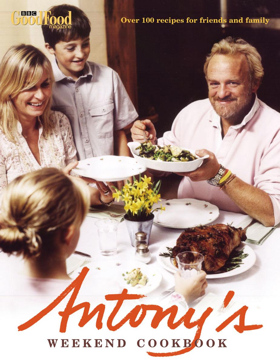 Antony's Weekend Cookbook the fat free junk food cookbook