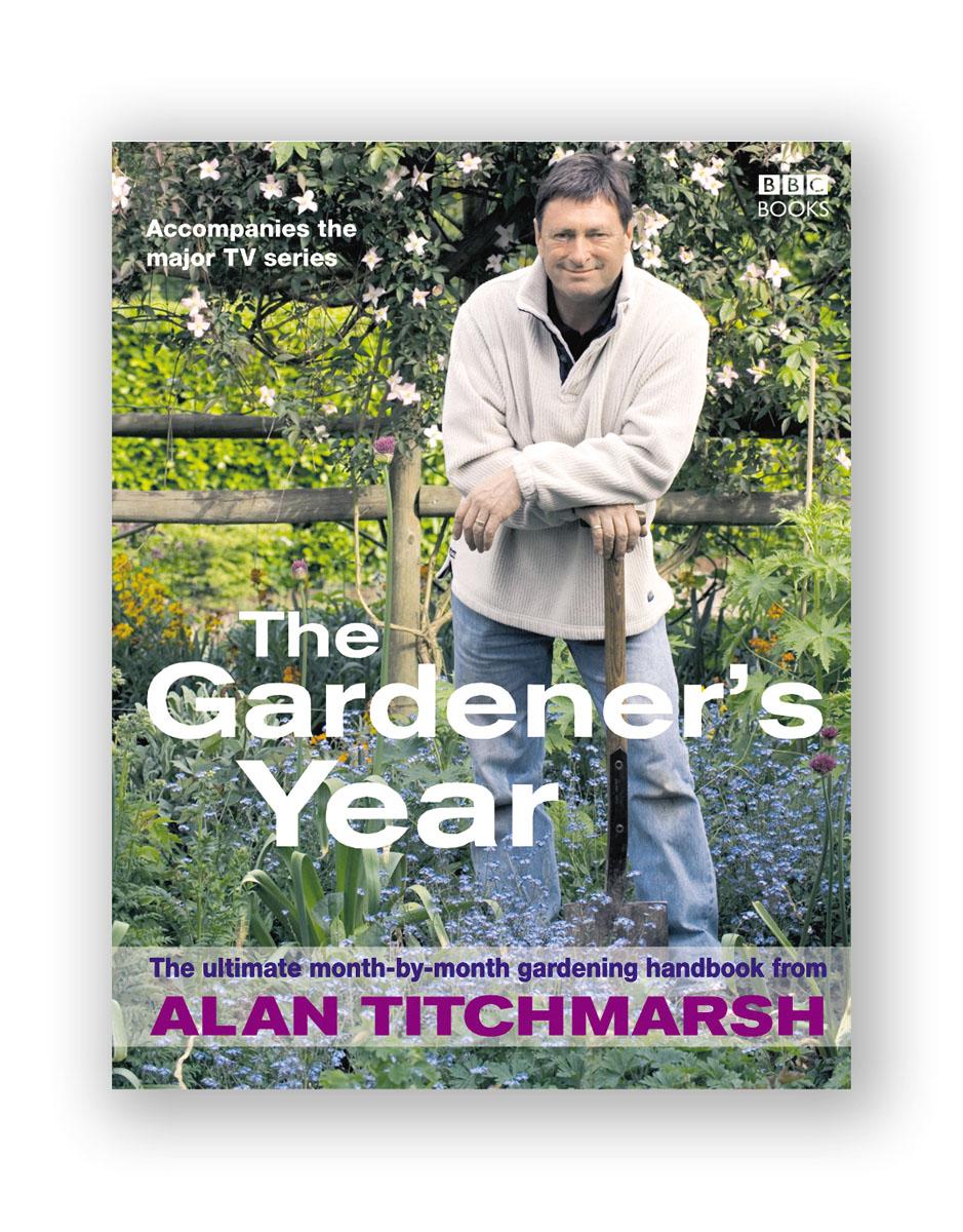 Alan Titchmarsh the Gardener's Year автомобильная радиостанция alan 48 excel