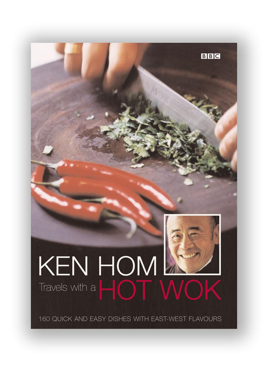 Ken Hom Travels With A Hot Wok купить ken barbie
