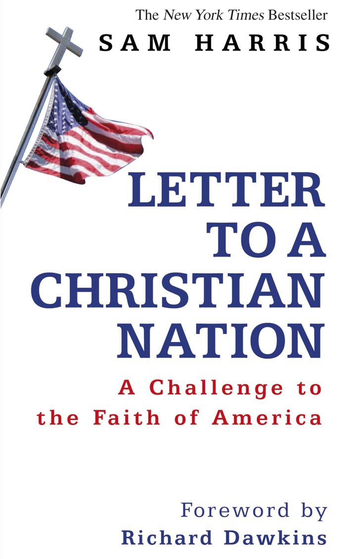 Letter To A Christian Nation cite marilou
