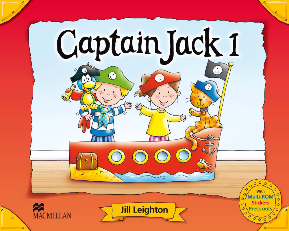 Captain Jack 1: Pupil's Book (+ Multi-ROM, Press outs and Stickers) fx 7 sunx photoelectric sensor fx7