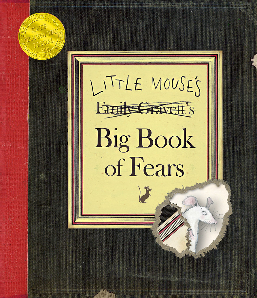 Little Mouse's Big Book of Fears the little book of batman