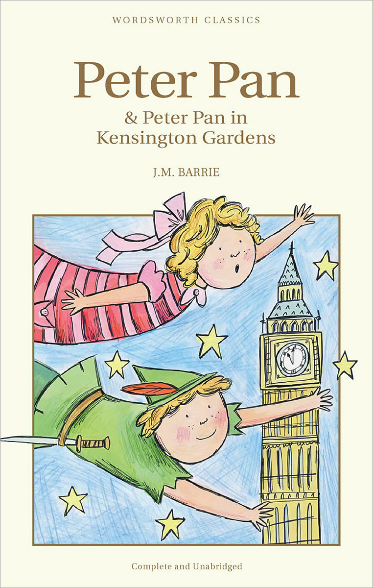 Купить Peter Pan & Peter Pan in Kensington Gardens,