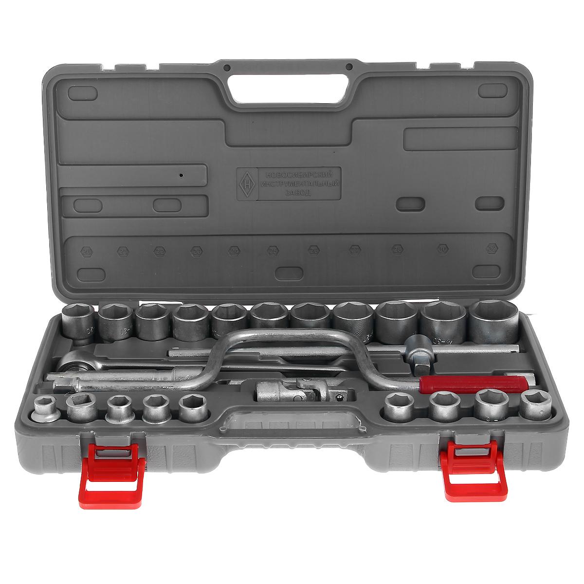 Набор шоферского инструмента № 4а НИЗ, 26 предметов набор шоферского сервис ключ инструмента 1