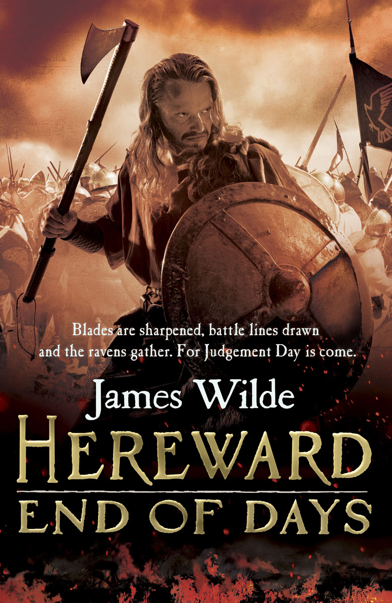 Hereward: End of Days crusade vol 3 the master of machines