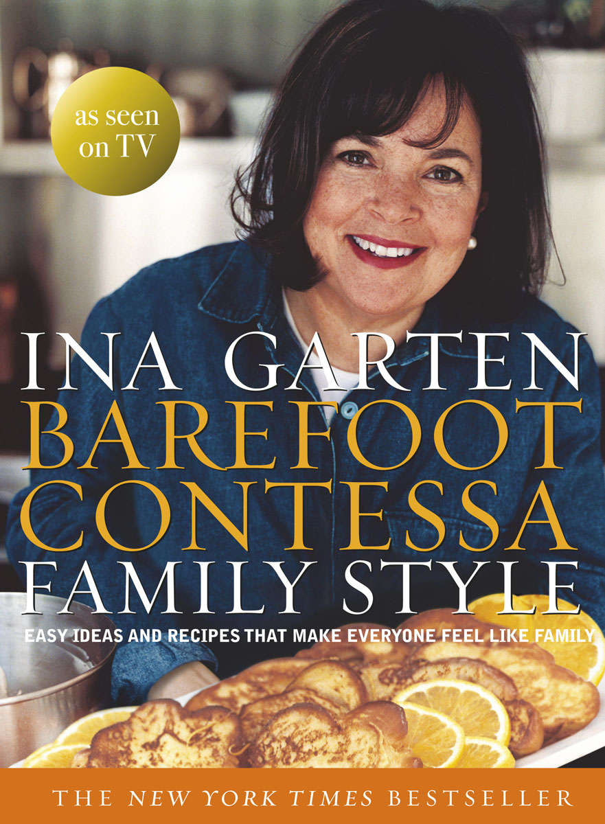 Barefoot Contessa Family Style twister family board game that ties you up in knots