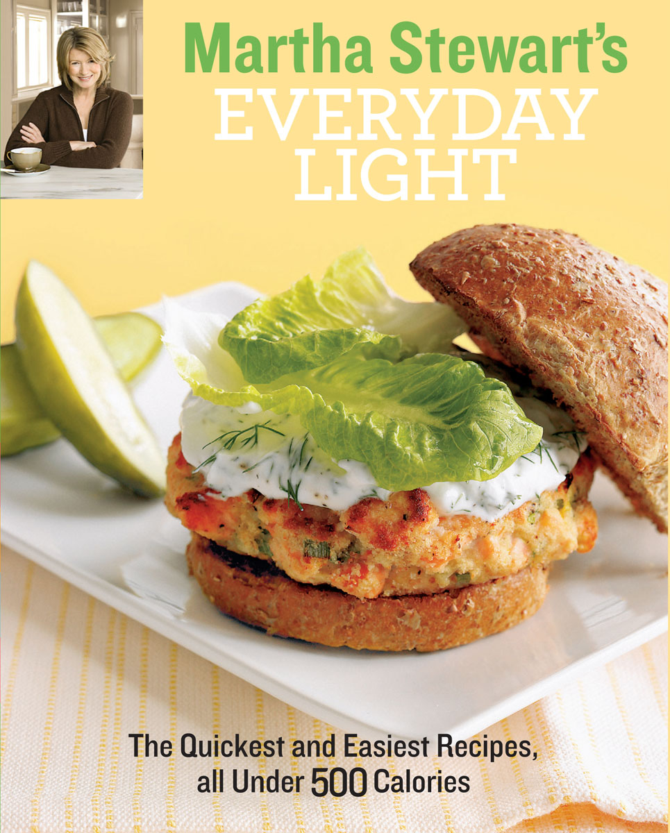 Martha Stewart's Everyday Light everyday italian 125 simple and delicious recipes