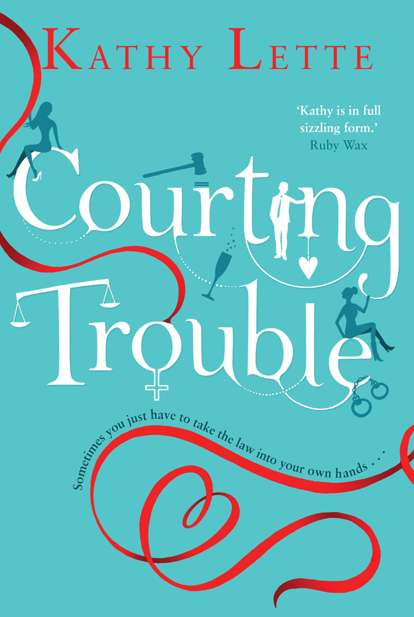 Courting Trouble courting trouble