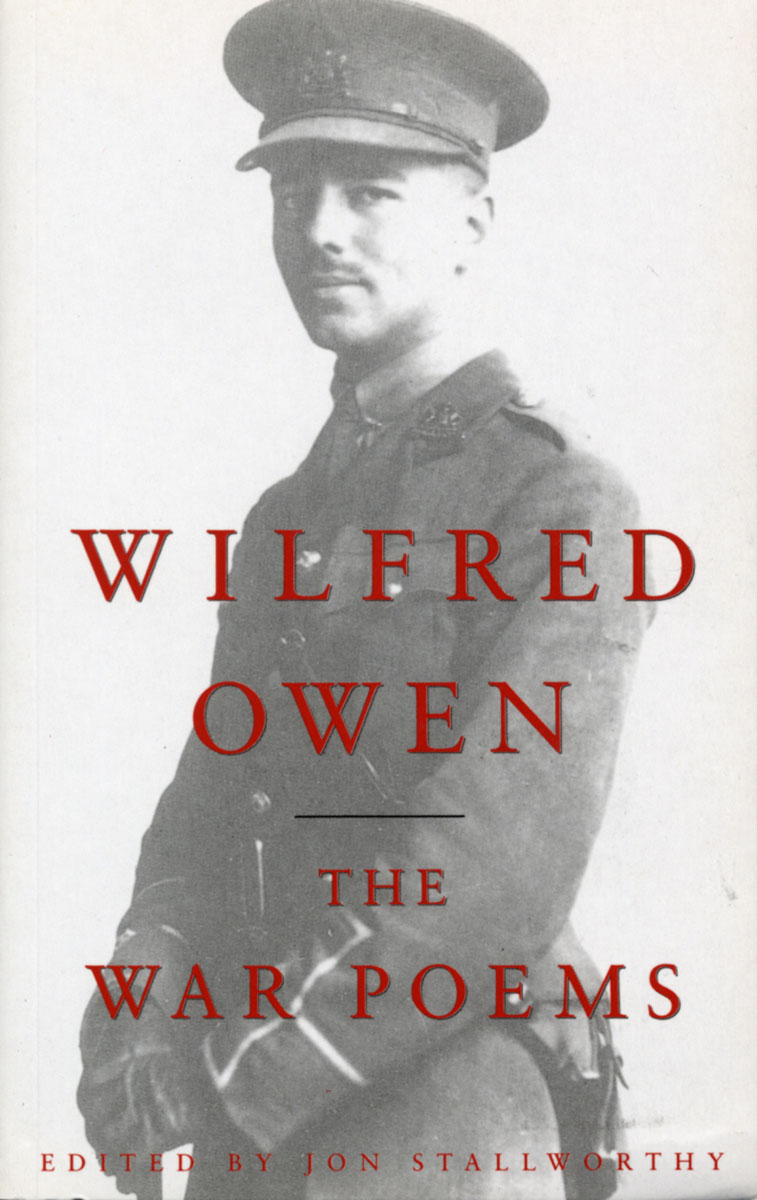 War Poems Of Wilfred Owen art of war