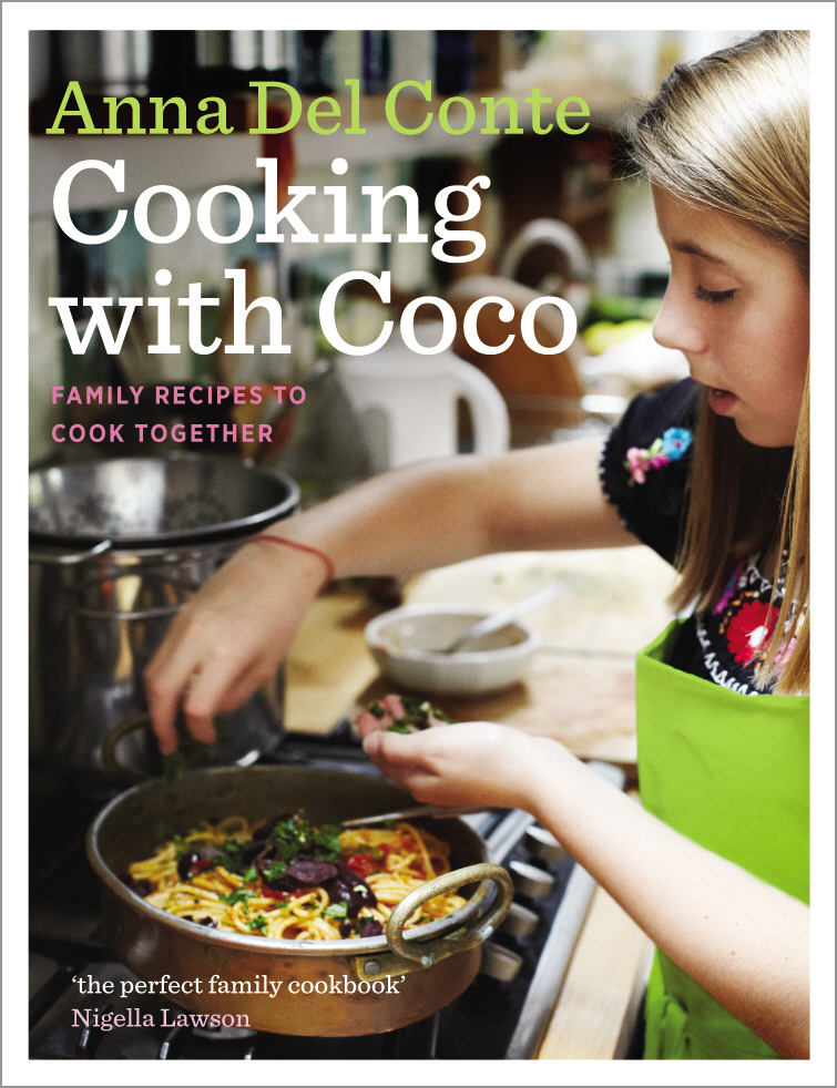 Cooking with Coco