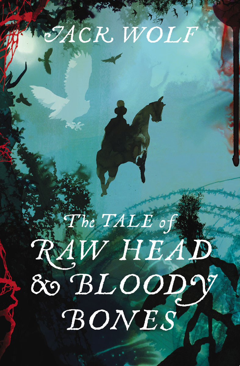 The Tale of Raw Head and Bloody Bones the troubled mind