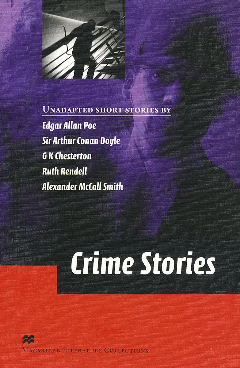 Crime Stories seeing things as they are