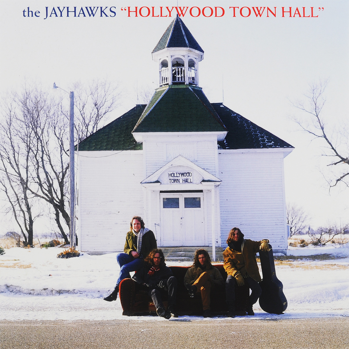 The Jayhawks The Jayhawks. Hollywood Town Hall (LP)