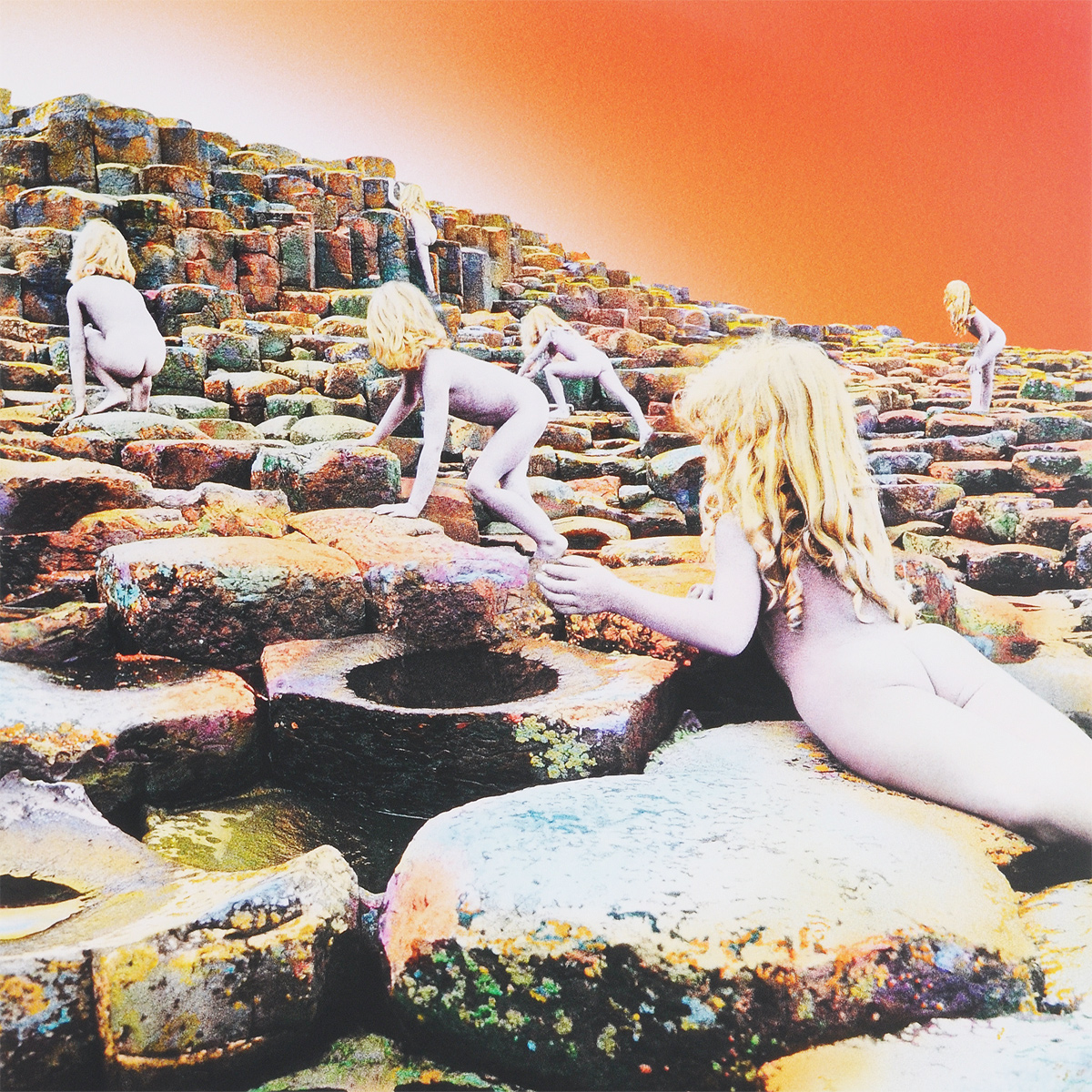 Led Zeppelin Led Zeppelin. Houses Of The Holy (2 LP)