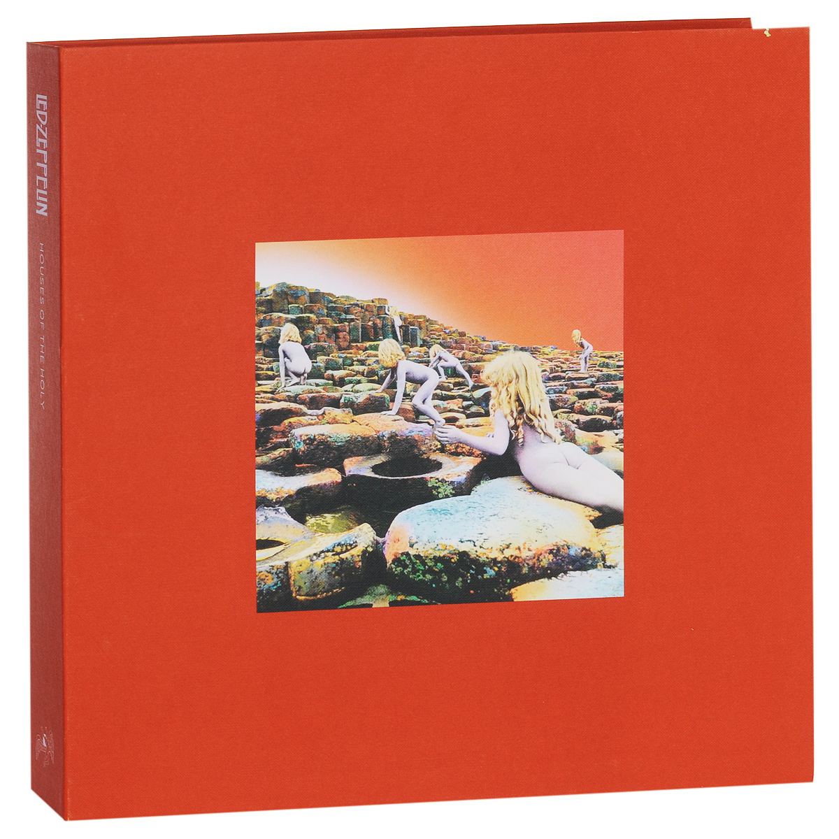 Led Zeppelin Led Zeppelin. Houses Of The Holy. Super Deluxe Edition (2 LP + 2 CD) led zeppelin – how the west was won 4 lp