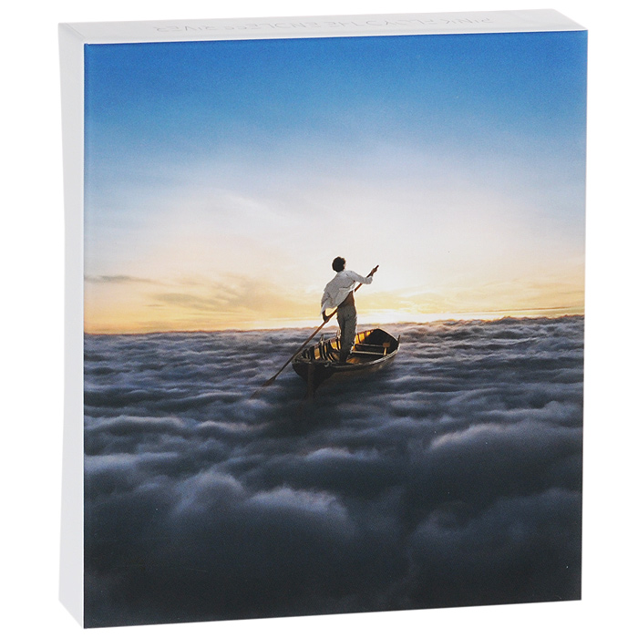 Pink Floyd Pink Floyd. The Endless River (CD + Blu-ray) cd dvd pink floyd the endless river