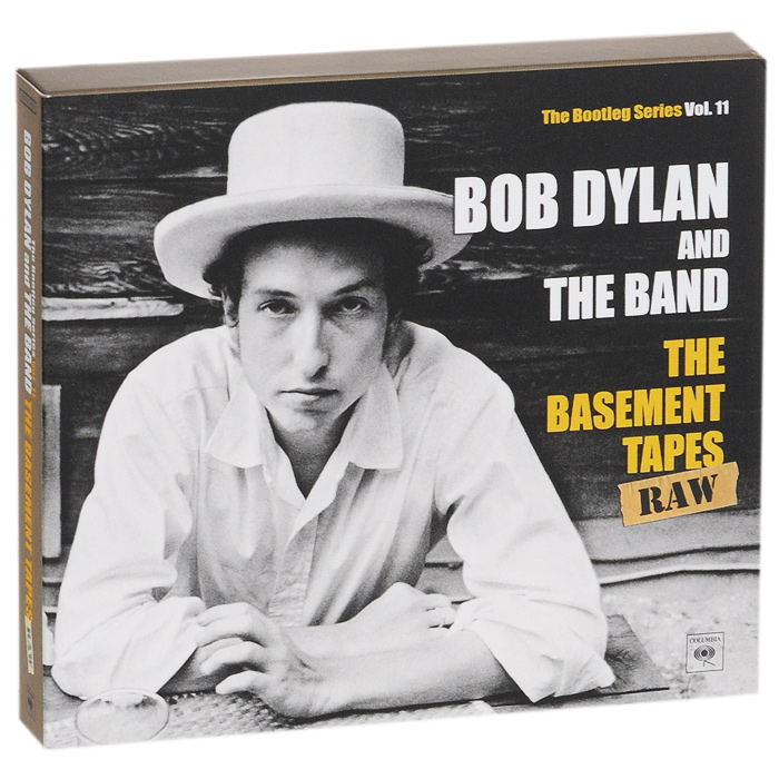 Bob Dylan And The Band Bob Dylan and the Band. The Basement Tapes Raw: The Basement Tapes (2 CD) виниловая пластинка cd bob dylan shadows in the night