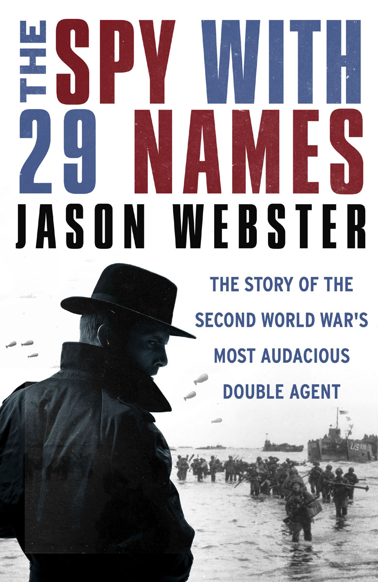 The Spy with 29 Names the spy with 29 names page 3