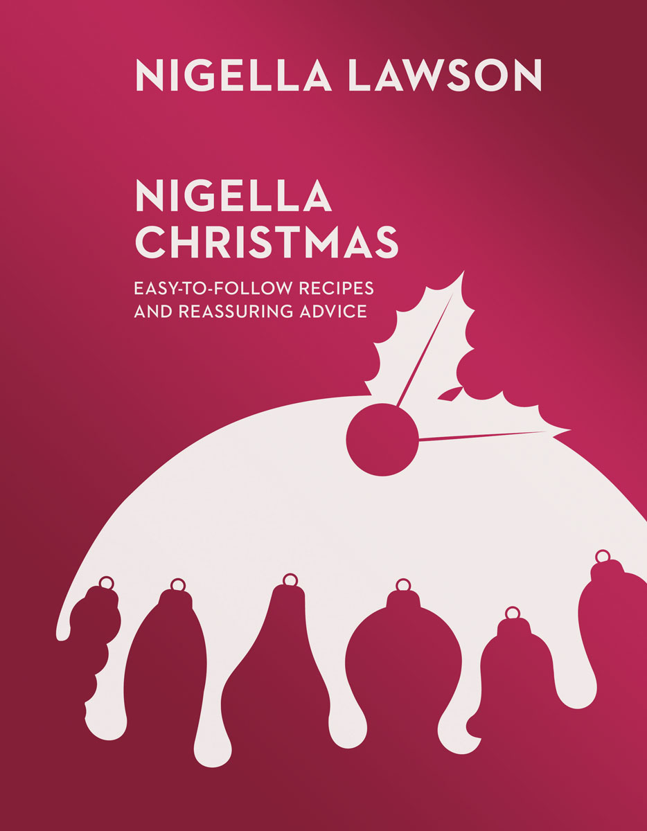 Nigella Christmas the biggest smallest christmas present