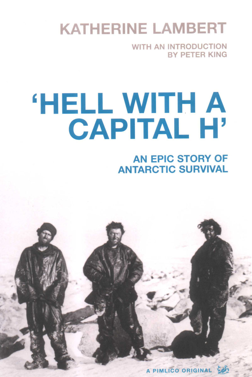 Hell With A Capital H capital inicial recife