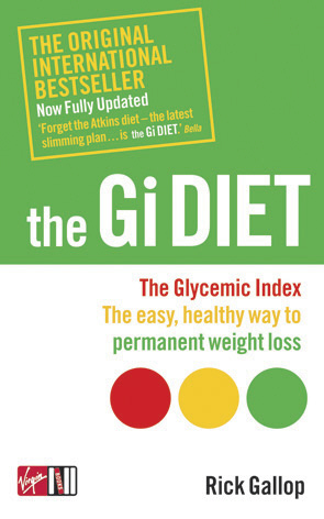 The Gi Diet (Now Fully Updated) gallop rick the gi diet shopping and eating out pocket guide