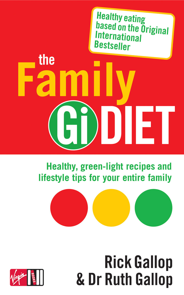 The Family Gi Diet the ice diet