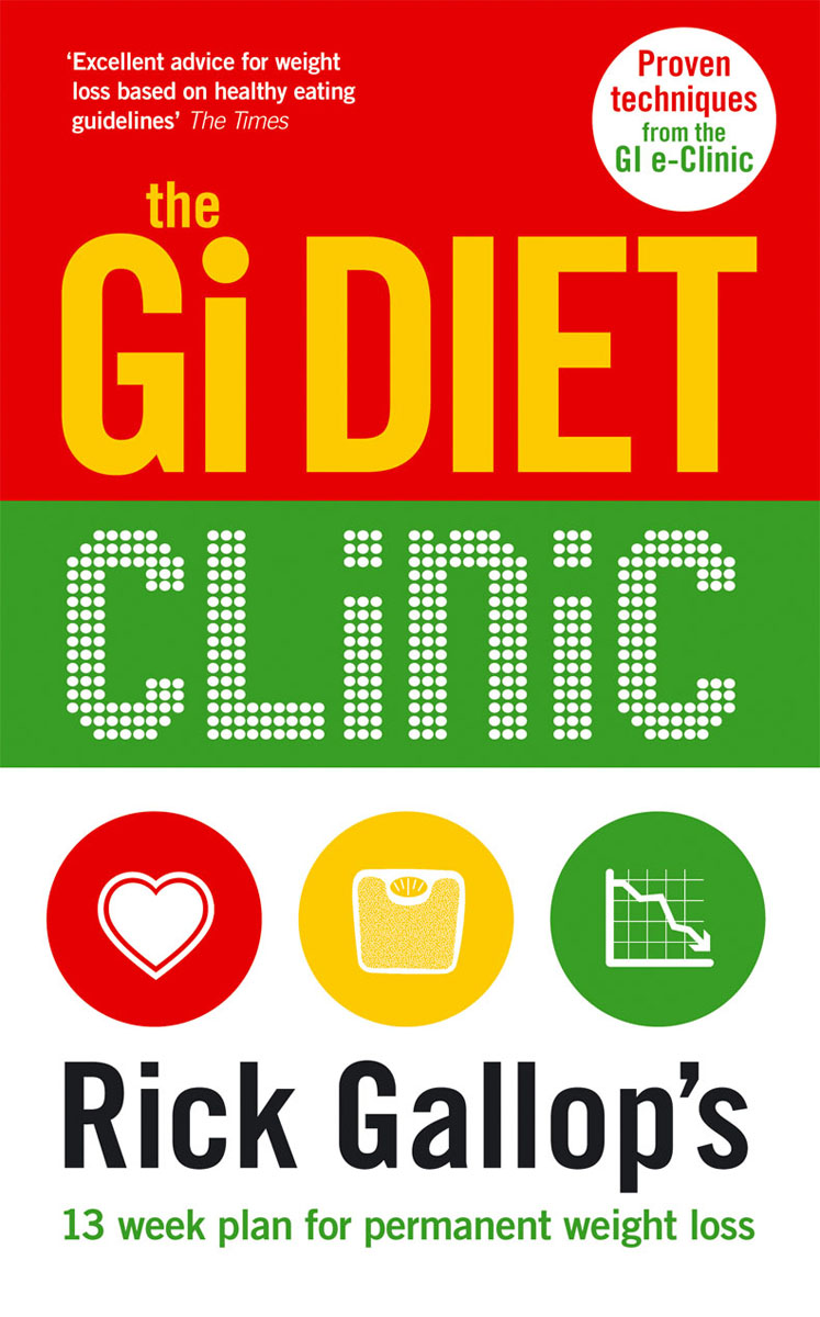 The Gi Diet Clinic gallop rick the gi diet shopping and eating out pocket guide
