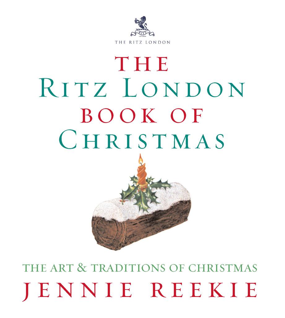 London Ritz Book Of Christmas qed london qe001ewrbo66 qed london