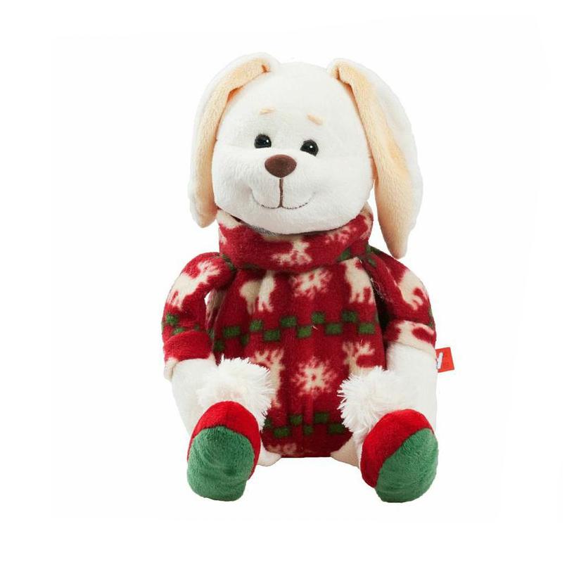 Игрушка мягконабивная Fancy Зайчик-грелка игрушка грелка aroma home mkbw 0004