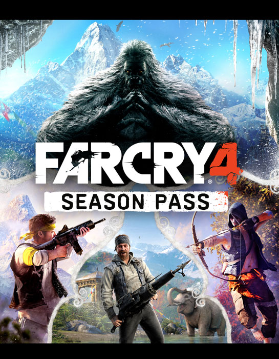 Far Cry 4. Season Pass, Ubisoft Montreal