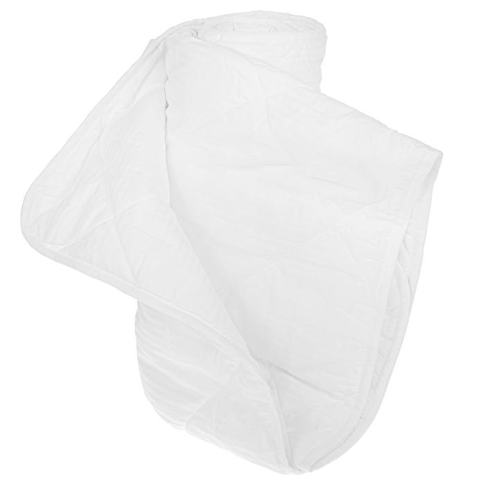Одеяло облегченное OL-Tex Богема, наполнитель: микроволокно OL-Tex, цвет: белый, 172 х 205 смОЛС-18-2Теплое и уютное одеяло OL-Tex Богема подарит здоровый и комфортный сон. Чехол одеяла белого цвета выполнен из сатин-страйпа, оформлен фигурной стежкой и окантован по краю. Стежка равномерно удерживает наполнитель в чехле, а кант сохраняет форму изделия. Внутри - полиэфирное высокосиликонизированное микроволокно OL-Tex. Это волокно является усовершенствованным аналогом наполнителя Лебяжий пух. Благодаря уникальной технологии, наполнитель отличается безупречным качеством. Основные свойства наполнителя OL-Tex:- особая мягкость и легкость,- отличные терморегулирующие свойства,- не вызывает аллергии,- практичность и легкий уход.Легкое, воздушное одеяло окутает Вас теплом и создаст комфорт во время сна. Воздушное пространство между волокнами обеспечивает прекрасную циркуляцию воздуха. Невесомое и уютное одеяло, легкое в уходе.Рекомендации по уходу: - Ручная и машинная стирка при температуре 30°С. - Не гладить. - Не отбеливать.- Нельзя отжимать и сушить в стиральной машине. - Сушить вертикально. Размер одеяла: 172 см х 205 см.Материал чехла: сатин-страйп (100% хлопок).Наполнитель: полиэфирное высокосиликонизированное микроволокно OL-Tex.Плотность: 200 г/м2.